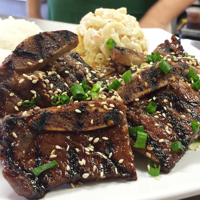 Authentic hawaiian cuisine in portland or 808 grinds for Authentic hawaiian cuisine