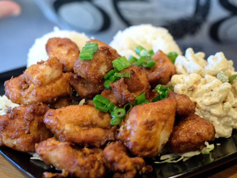 2018 Eater Pdx 12 Places To Find Heavenly Hawaiian Plates In Portland 808 Grinds Posted by dmurr from pdx.eater.com. 808 grinds